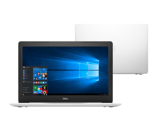 Dell Inspiron 5570 i5-8250U/8GB/256/Win10 R530 biały - 447378 - zdjęcie