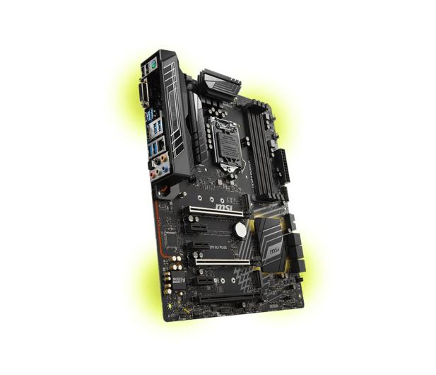 MSI Z370 SLI PLUS - 384544 - zdjęcie 5