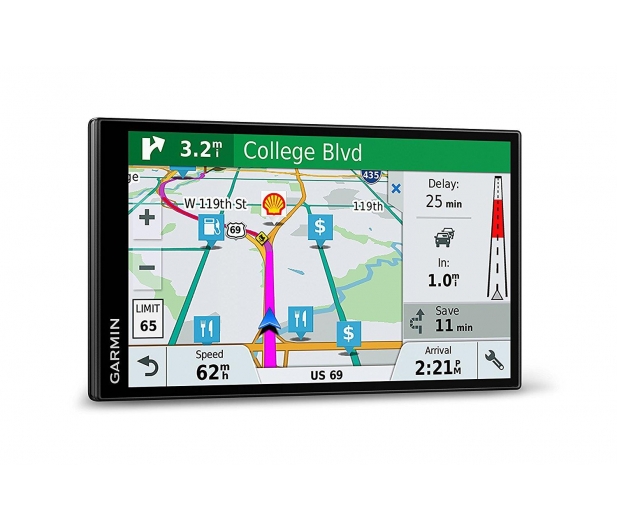 Garmin DriveSmart 61 LMT-S Europa Wi-Fi - 385821 - zdjęcie 2
