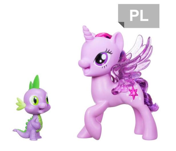 My Little Pony Twilight Śpiewająca ze Spikiem - 379306 - zdjęcie