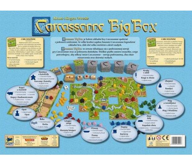 Mindok Carcassonne Big Box 6  - 386452 - zdjęcie 3