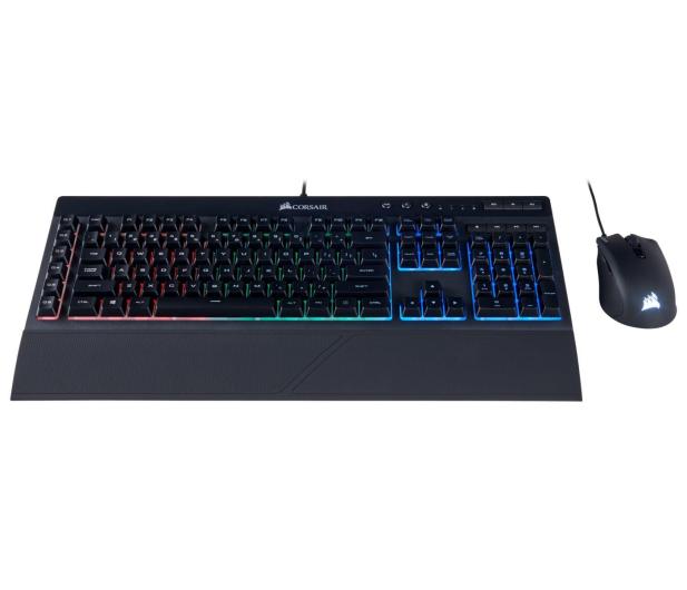 Corsair K55 Gaming Keyboard & Harpoon Mouse Combo (RGB) - 393181 - zdjęcie 4