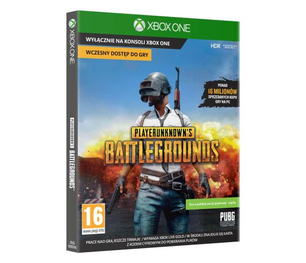 Xbox Playerunknown's Battlegrounds (PUBG) - 393364 - zdjęcie 2