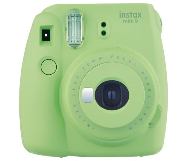 Fujifilm Instax Mini 9 zielony - 393623 - zdjęcie