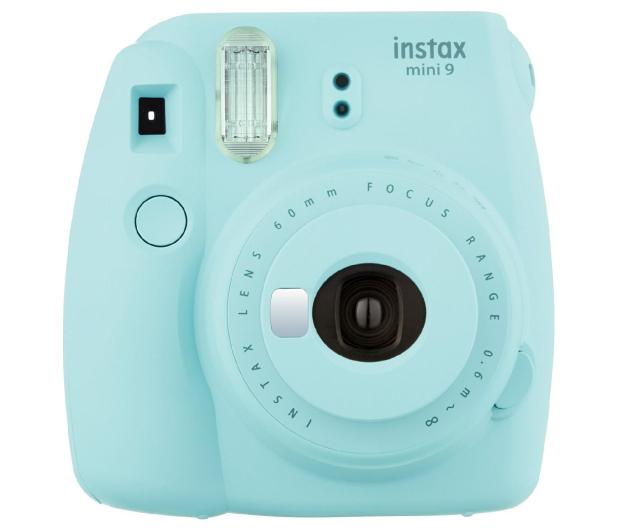 Fujifilm Instax Mini 9 niebieski  - 393627 - zdjęcie