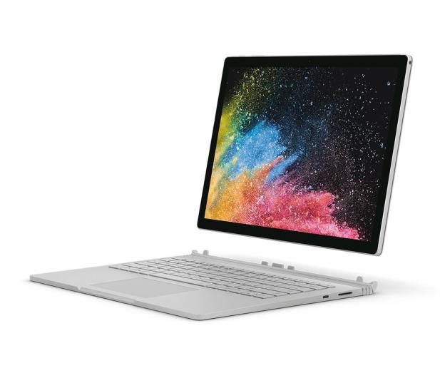 Microsoft Surface Book 2 13 i7-8650U/8GB/256GB/W10P GTX1050 - 392013 - zdjęcie