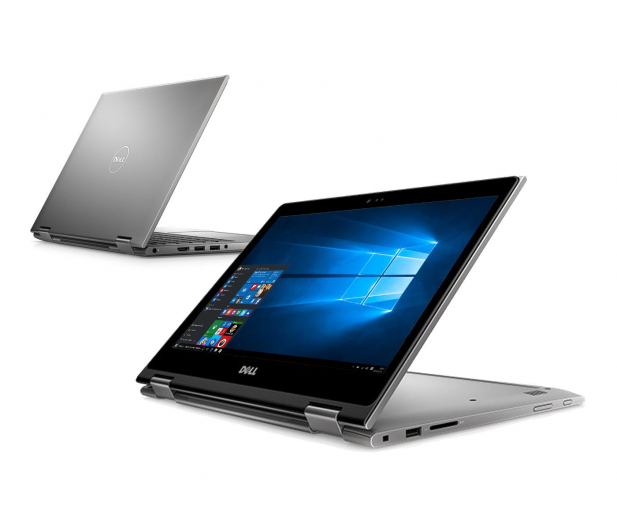 Dell Inspiron 5378 i3-7100U/4G/256/Win10 FHD 360' - 376541 - zdjęcie