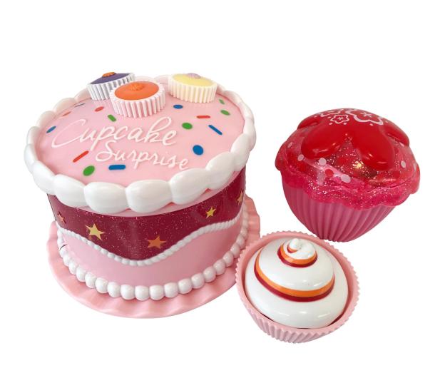 TM Toys Cupcake zestaw tort - 382211 - zdjęcie 4