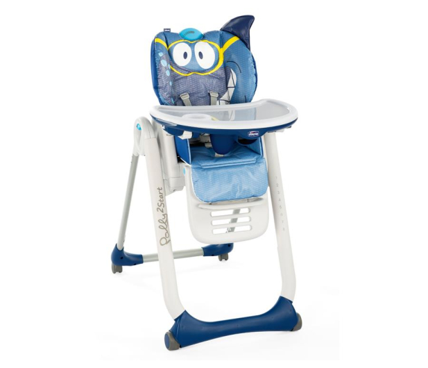 Chicco Polly 2 Start Shark - 390145 - zdjęcie