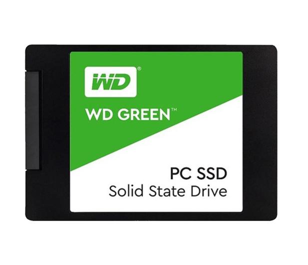 """WD 120GB 2,5"""" SATA SSD Green - 392105 - zdjęcie"""