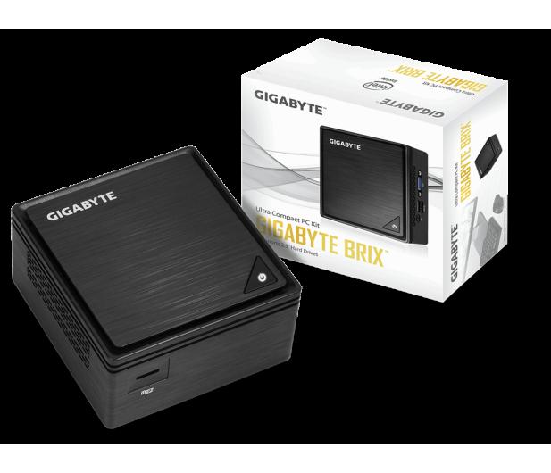 """Gigabyte BRIX J3455/8GB/240/W10X2.5""""SATA - 471695 - zdjęcie"""