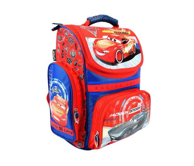 Majewski Disney Cars 3 Tornister szkolny  - 351546 - zdjęcie 2