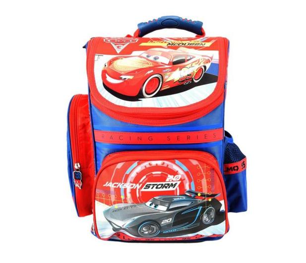 Majewski Disney Cars 3 Tornister szkolny  - 351546 - zdjęcie
