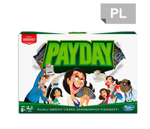 Hasbro Payday - 398581 - zdjęcie 1