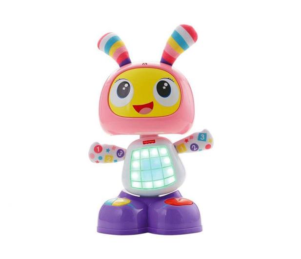 Fisher-Price Robot Bella - Tańcz i śpiewaj ze mną! - 383250 - zdjęcie 2