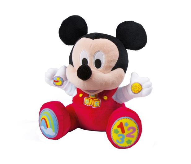 Clementoni Disney Uczący Miki pluszowy  - 175058 - zdjęcie