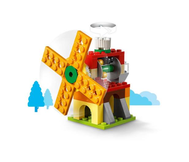 LEGO Classic Kreatywne maszyny - 394064 - zdjęcie 3