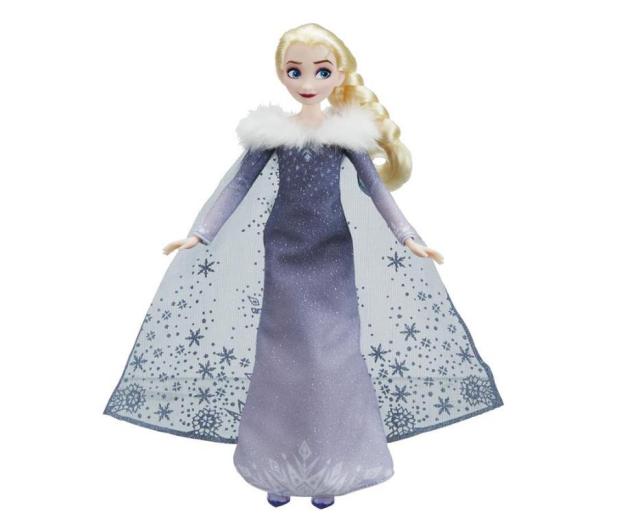 Hasbro Disney Frozen Przygoda Olafa Śpiewająca Elsa - 398590 - zdjęcie