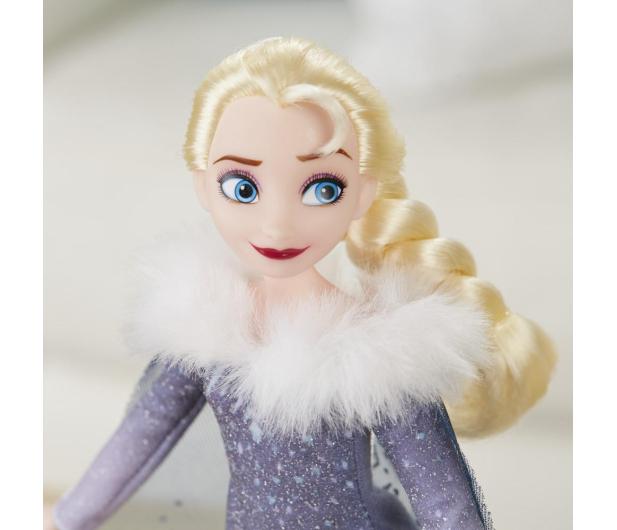 Hasbro Disney Frozen Przygoda Olafa Śpiewająca Elsa - 398590 - zdjęcie 3