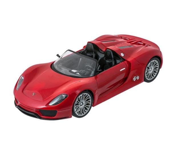 Mega Creative Samochód Porsche RC czerwony - 398735 - zdjęcie 1