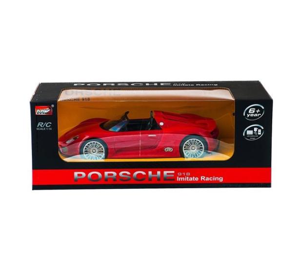 Mega Creative Samochód Porsche RC czerwony - 398735 - zdjęcie 2