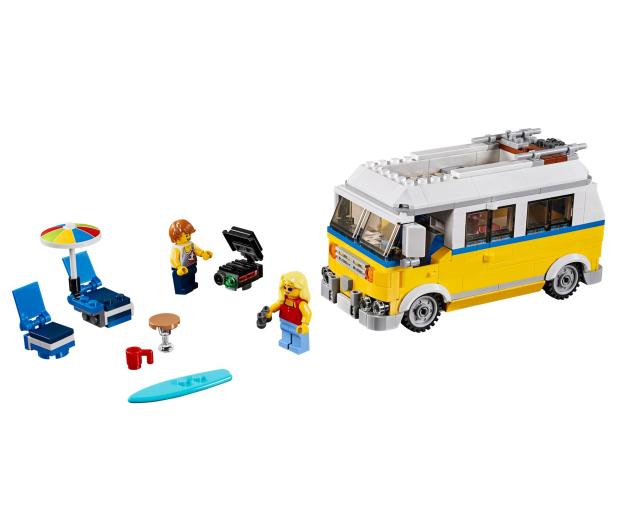 LEGO Creator Van surferów - 395101 - zdjęcie 2