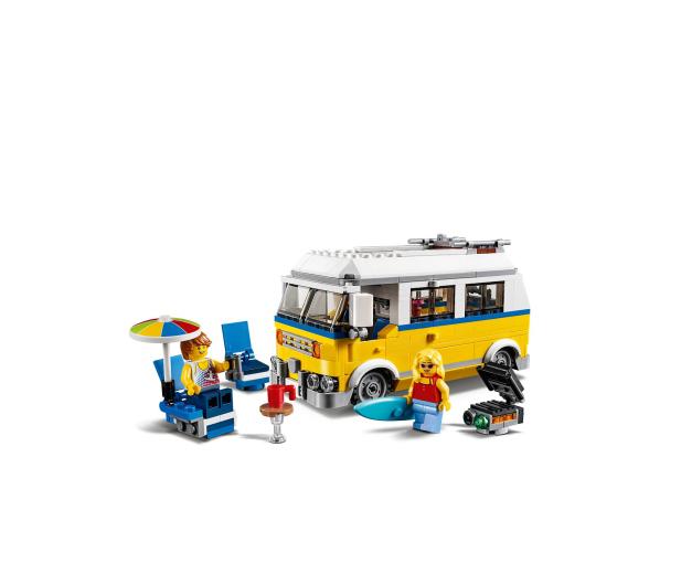 LEGO Creator Van surferów - 395101 - zdjęcie 3
