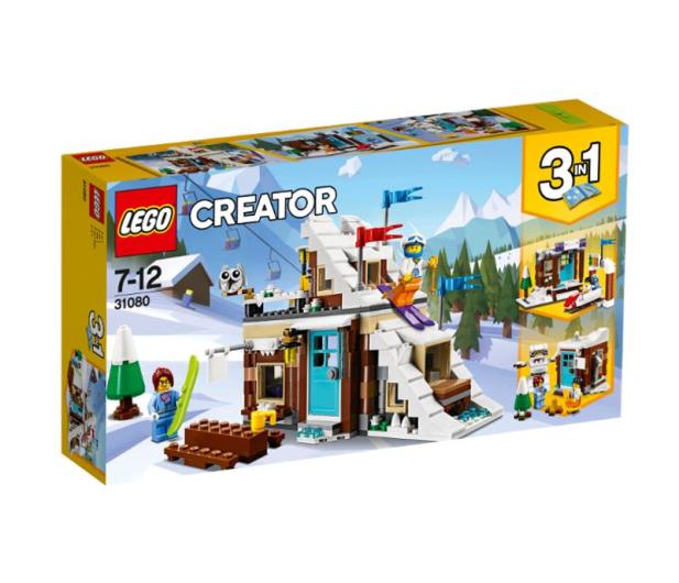LEGO Creator Ferie zimowe - 395102 - zdjęcie
