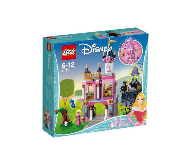 LEGO Disney Bajkowy zamek Śpiącej Królewny - 393884 - zdjęcie