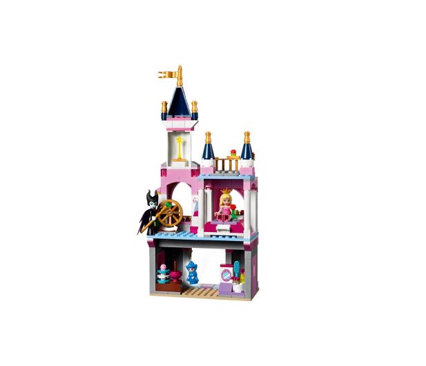 LEGO Disney Bajkowy zamek Śpiącej Królewny - 393884 - zdjęcie 4
