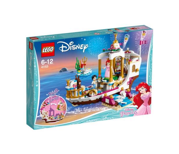 LEGO Disney Uroczysta łódź Ariel - 393885 - zdjęcie