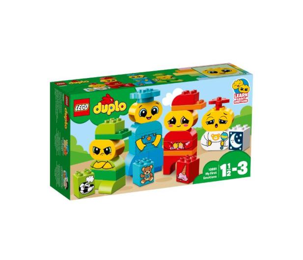 LEGO DUPLO Moje pierwsze emocje - 395107 - zdjęcie