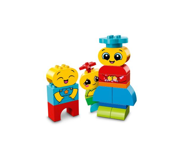 LEGO DUPLO Moje pierwsze emocje - 395107 - zdjęcie 3