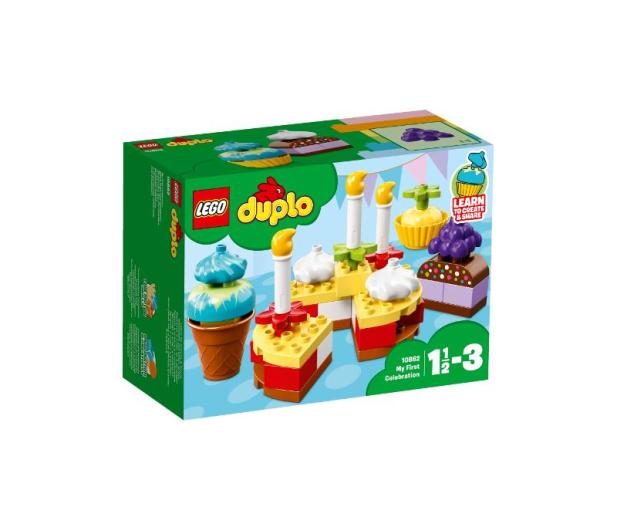 LEGO DUPLO Moje pierwsze przyjęcie - 395108 - zdjęcie