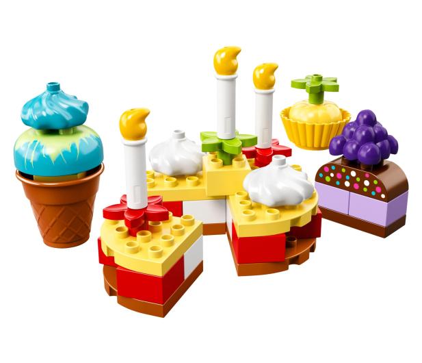 LEGO DUPLO Moje pierwsze przyjęcie - 395108 - zdjęcie 3