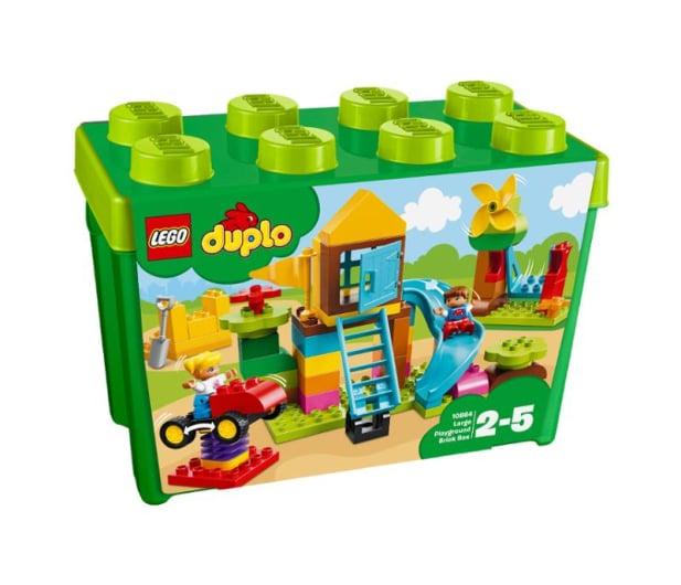LEGO DUPLO Duży plac zabaw - 395110 - zdjęcie