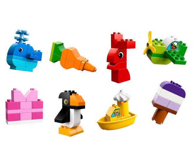 LEGO DUPLO Wyjątkowe budowle - 395111 - zdjęcie 2