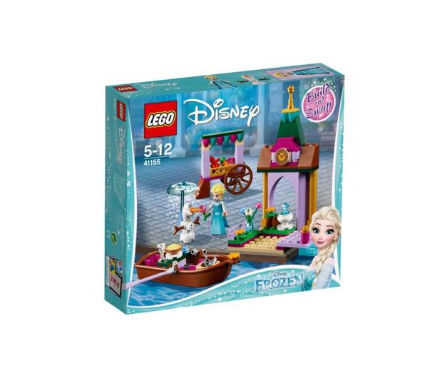 LEGO Disney Przygoda Elzy na targu - 393887 - zdjęcie