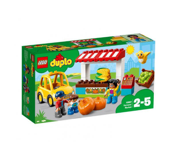 LEGO DUPLO Na targu - 395112 - zdjęcie