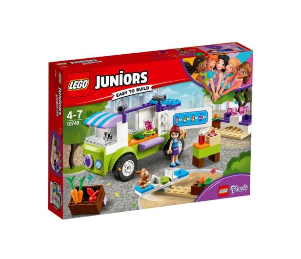LEGO Juniors Targ ekologiczny Mii - 394006 - zdjęcie