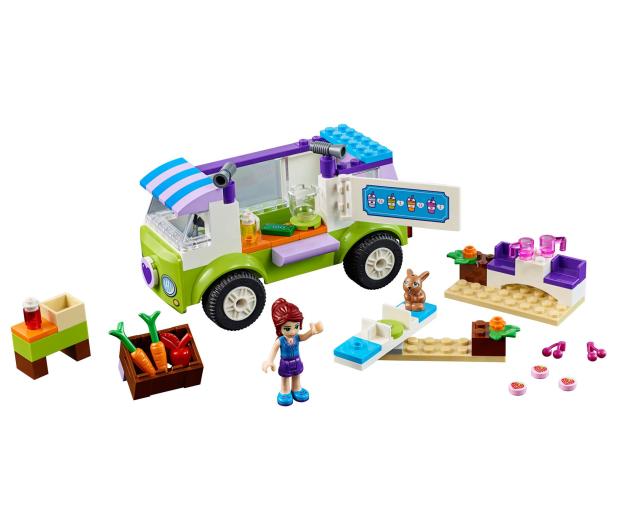 LEGO Juniors Targ ekologiczny Mii - 394006 - zdjęcie 2