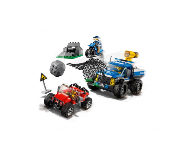 Lego City Pościg Górską Drogą Klocki Lego Sklep Internetowy Alto