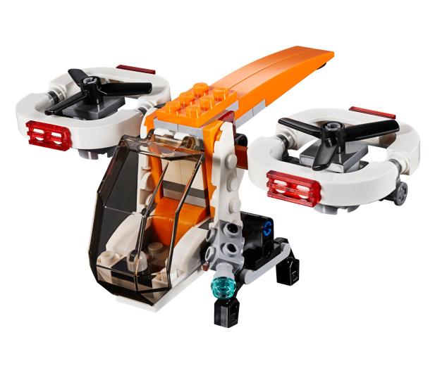 LEGO Creator Dron badawczy - 395096 - zdjęcie 2