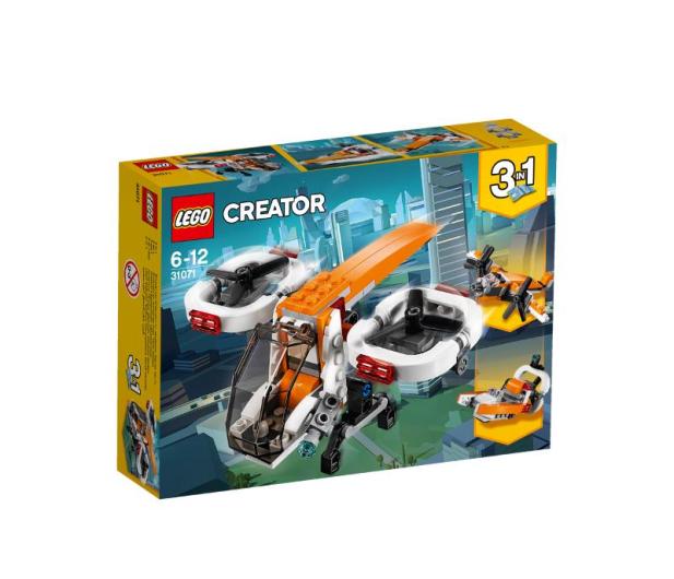 LEGO Creator Dron badawczy - 395096 - zdjęcie
