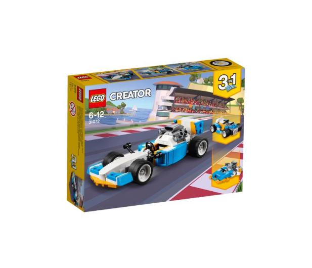 LEGO Creator Potężne silniki - 396936 - zdjęcie