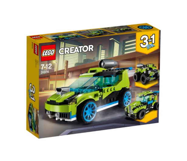 LEGO Creator Wyścigówka - 395098 - zdjęcie