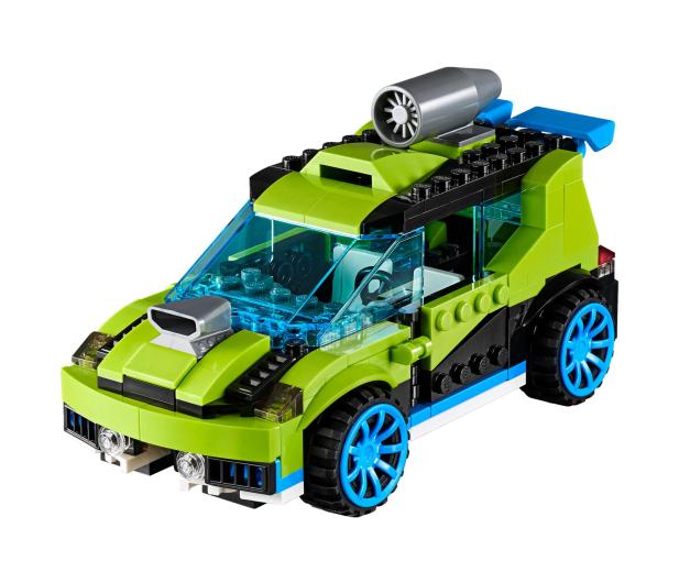 LEGO Creator Wyścigówka - 395098 - zdjęcie 2