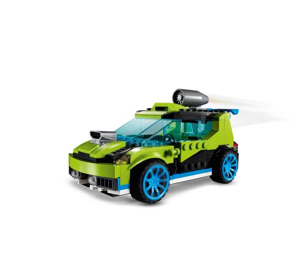 LEGO Creator Wyścigówka - 395098 - zdjęcie 3