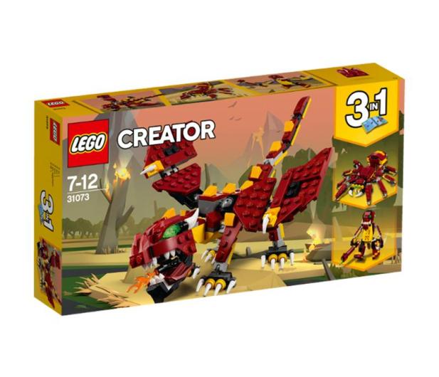 LEGO Creator Mityczne stworzenia - 395097 - zdjęcie