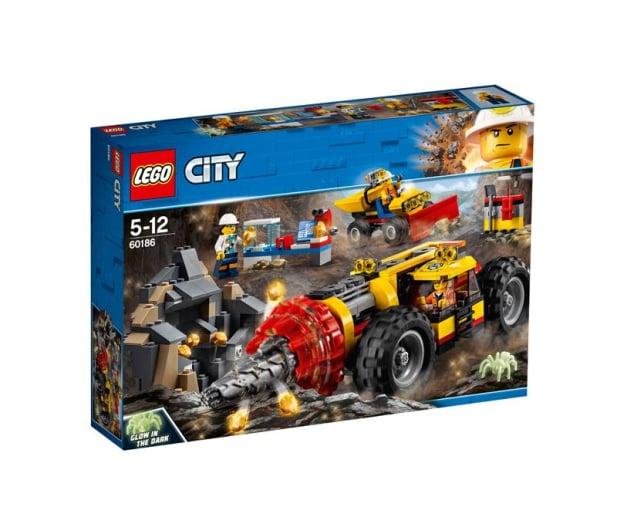 LEGO City Ciężkie wiertło górnicze - 394062 - zdjęcie
